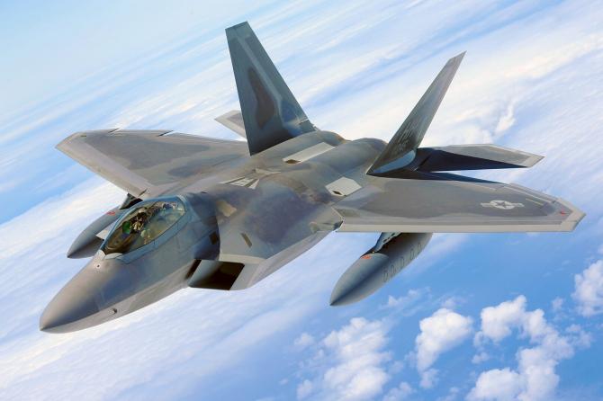 Avioane de luptă americane au interceptat bombardiere ruseşti
