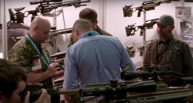 CANSEC 2018. Tehnologii de ultimă generație în industria de apărare