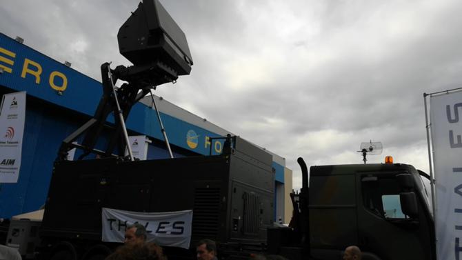 Radar GM 200 Thales