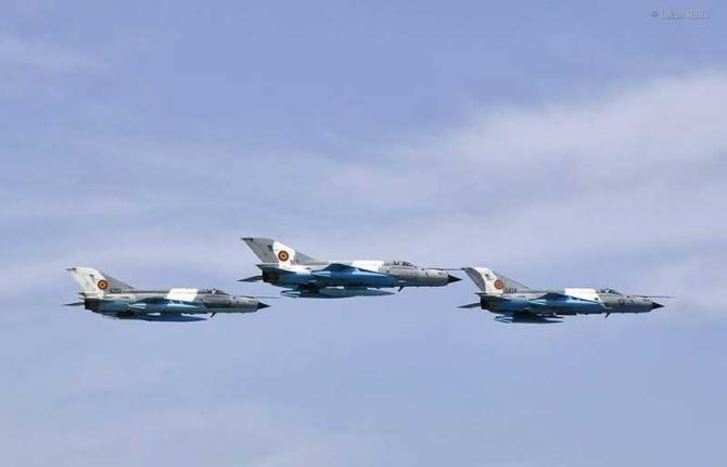 Avioane MIG