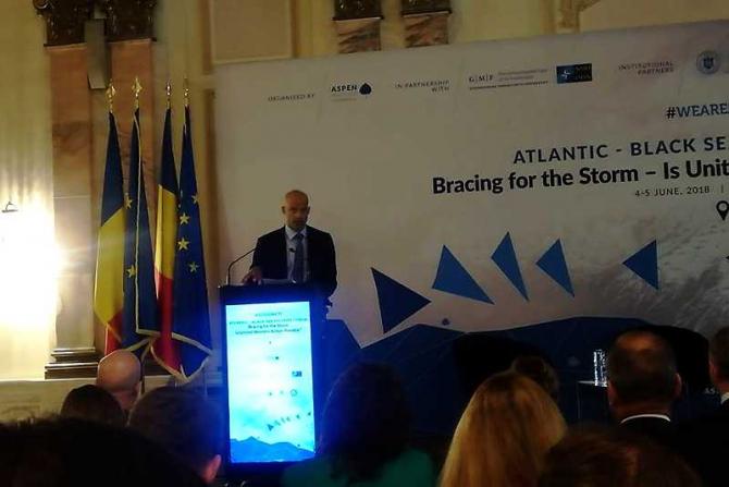 James Appathurai, adjunct al asistentului secretarului general al NATO