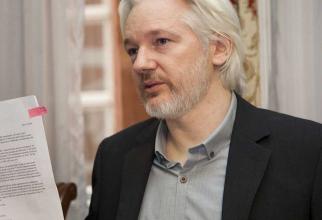 Julian Assange, fondatorul site-ului WikiLeaks