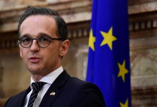 Ministrul de Externe german, Heiko Maas