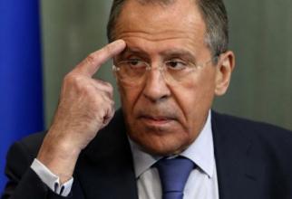 Ministrul de Externe al Rusiei, Serghei Lavrov
