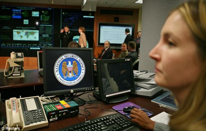 Agenția Națională de Securitate (NSA)