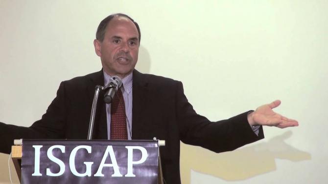 Fostul consilier adjunct al securității naționale din Israel, Chuck Freilich