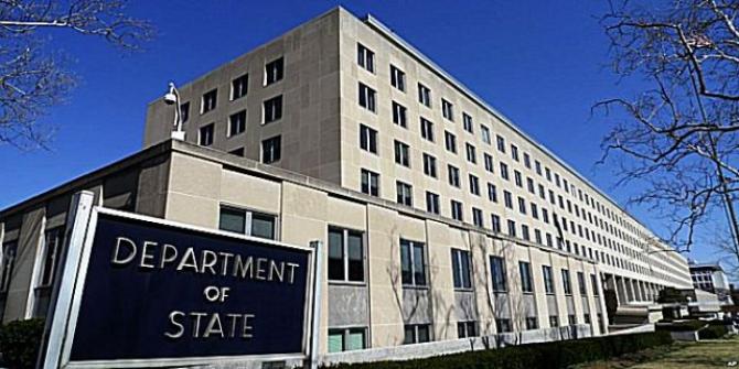 Departamentul de Stat al SUA