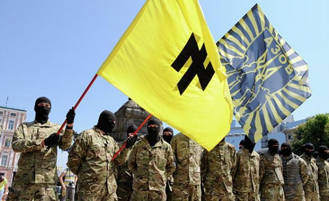 """Detașamentul pentru Operatiuni Speciale """"Azov''"""