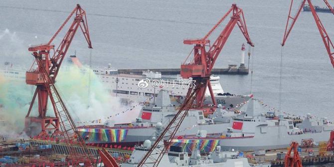 Distrugatoare cu rachete-Type 055