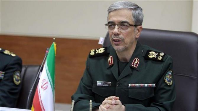 generalul-maior Mohammad Baqeri
