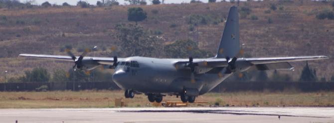 Hercules C 130 Mk5