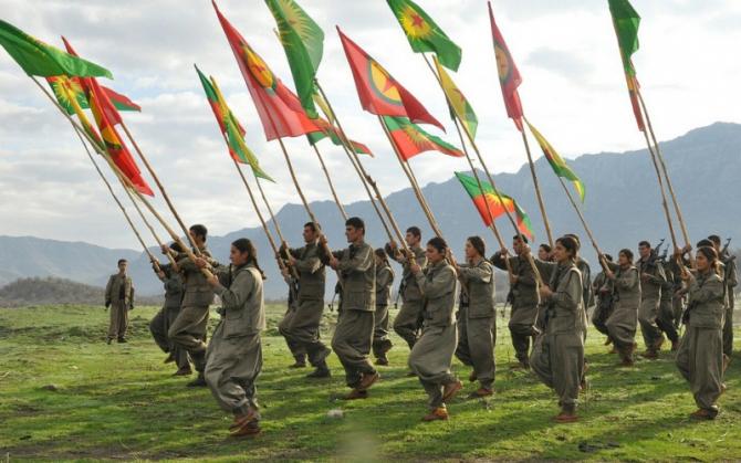 membrii PKK