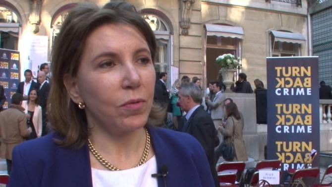 Ambasadoarea Franţei la Bucureşti, mesajul zilei despre România