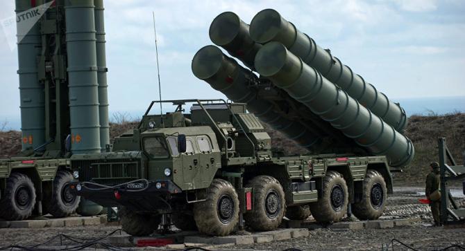Sisteme de apărare aeriană S400
