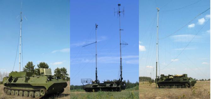 Sistemul de război electronic Borisoglebsk-2