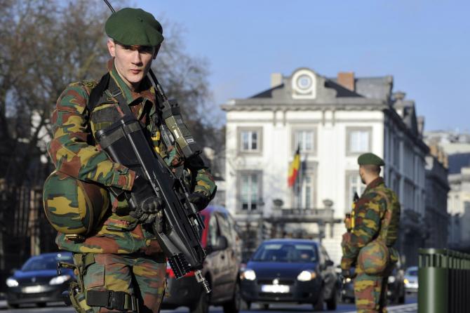 Special Force Belgium