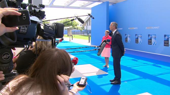 """Stoltenberg averizează Rusia: """"Timpul se scurge rapid"""""""