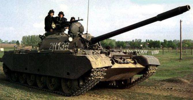 Primul tanc românesc