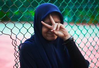 Femeie din Statul Islamic