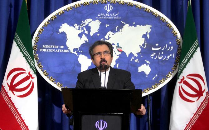 purtătorul de cuvânt al Ministerului de Externe iranian, Bahram Qasemi