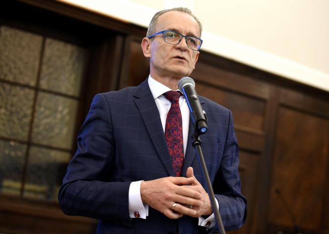 ministrul justiției din Letonia, Dzintars Rasnačs