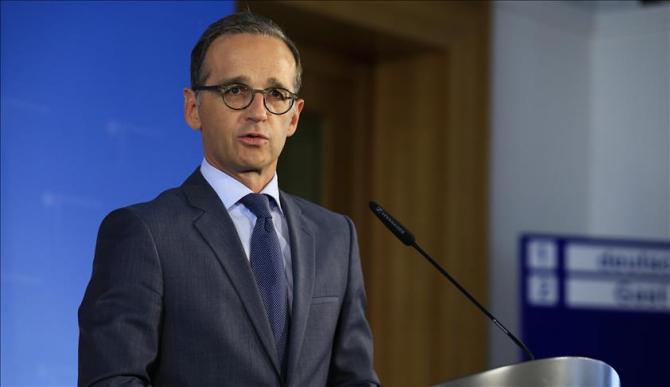 ministrul federal al Afacerilor Externe al Republicii Federale Germania, Heiko Maas