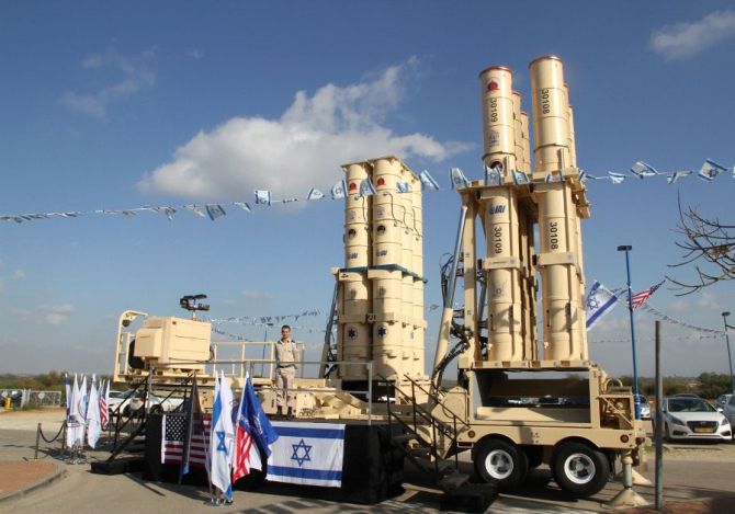 missile defense system that Israel