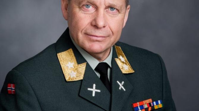 general maior Odd Egil Pedersen