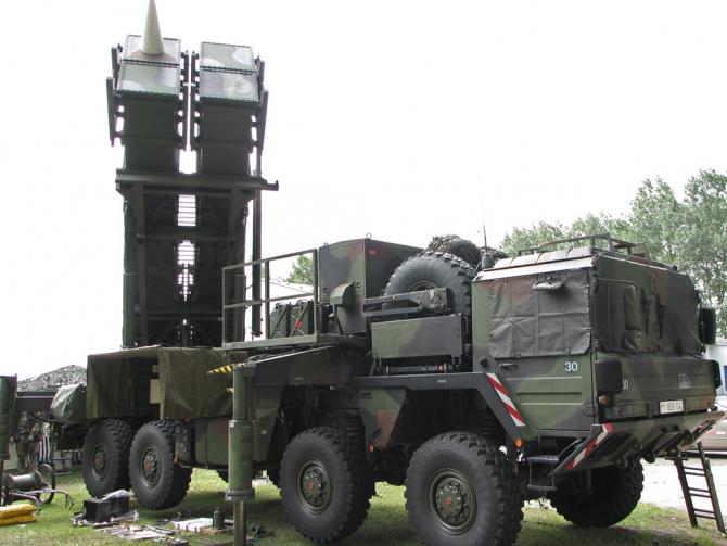 MIM-104 Patriot