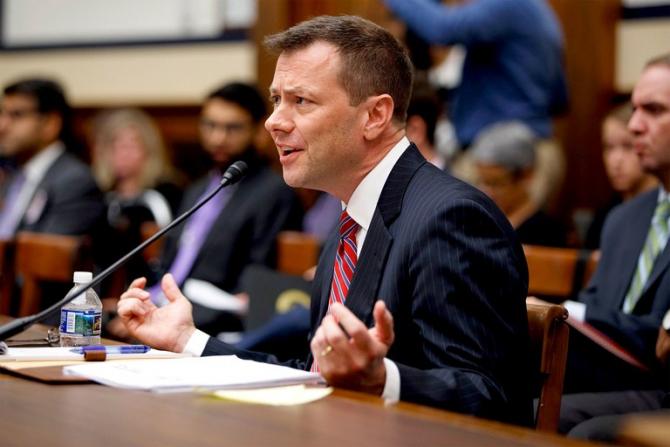 Agentul FBI Peter Strzok