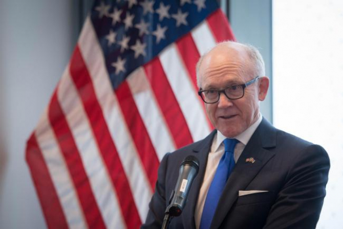 ambasadorul SUA la Londra, Woody Johnson