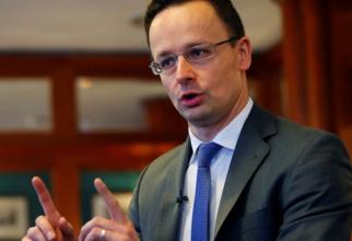 Ministrul de Externe al Ungariei, Péter Szijjártó