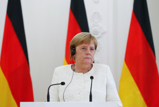 Cancelarul Germaniei, Angela Merkel
