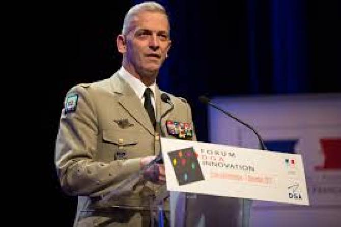 Şeful Statului Major interarme al Franţei, generalul Francois Lecointre