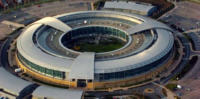 sediul central al GCHQ