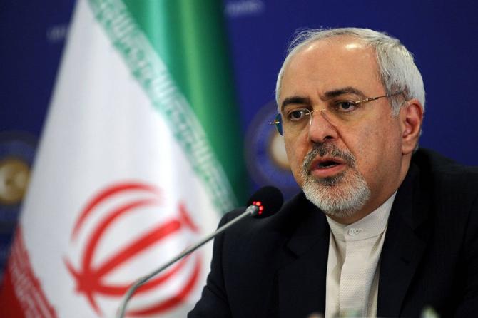 şeful diplomaţiei iraniene Javad Zarif
