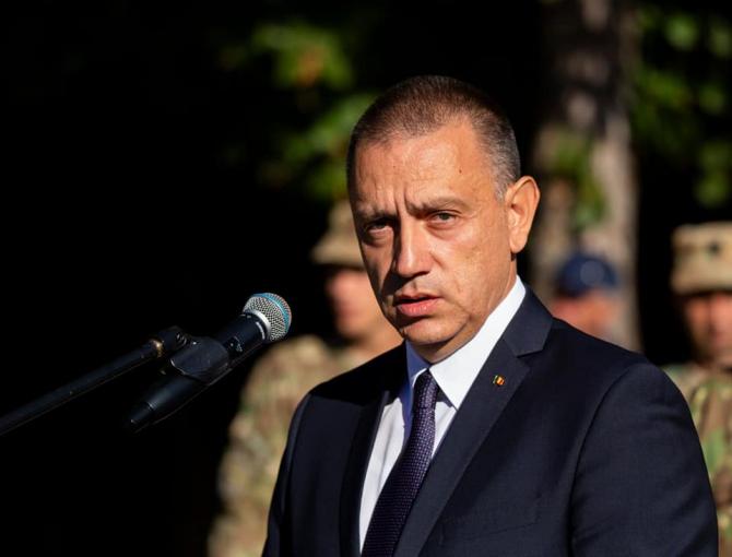 Ministrul Apărării, Mihai Fifor
