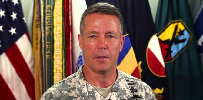 Noul comandant al forţelor NATO şi ale SUA din Afganistan, generalul Scott Miller