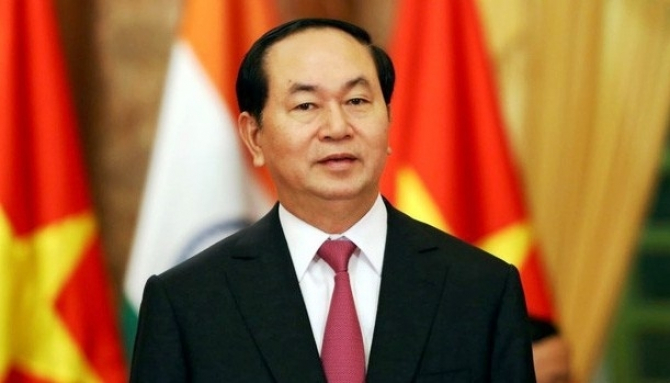 Preşedintele Vietnamului, Tran Dai Quang