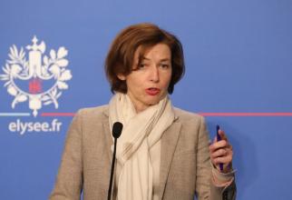ministrul francez al apărării, Florence Parlyv