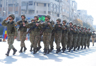 Pensie de urmaş pentru copiii militarilor căzuţi la datorie