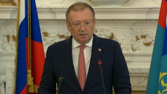 ambasadorul Rusiei în Regatul Unit, Alexander Yakovenko