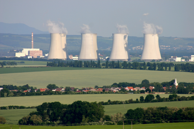 central nucleara de la Bohunice, Slovacia