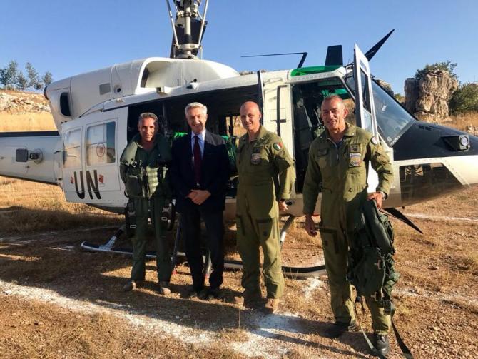 Înaltul comisar al ONU pentru refugiaţi, Filippo Grandi