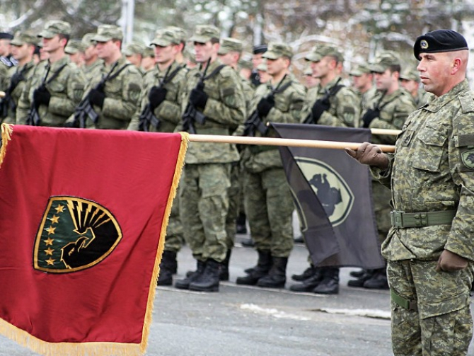 Forţei de Securitate din Kosovo (KSF)