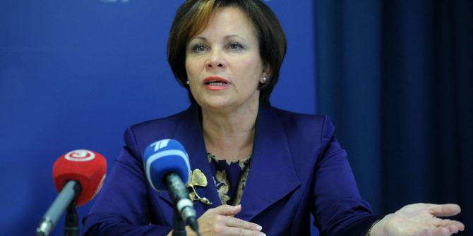 Președinta Adunării Parlamentare a NATO, Rasa Jukneviciene