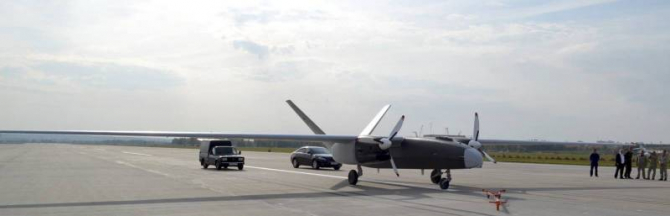 UAV ,,Altair''