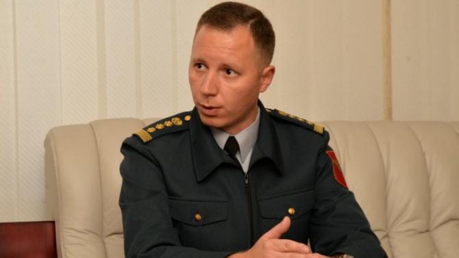colonelul Vitalie Micov