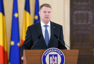 President of Romania, Mr. Klaus Iohannis
