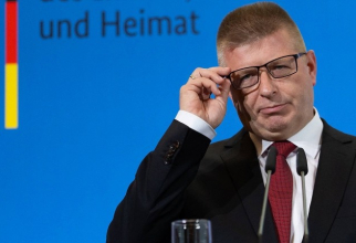 noul şef al Biroul Federal pentru Protecţia Constituţiei (BfV), Thomas Haldenwang
